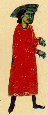 Raimbaut d'Aurenga, da un canzoniere del XIII secolo[3]