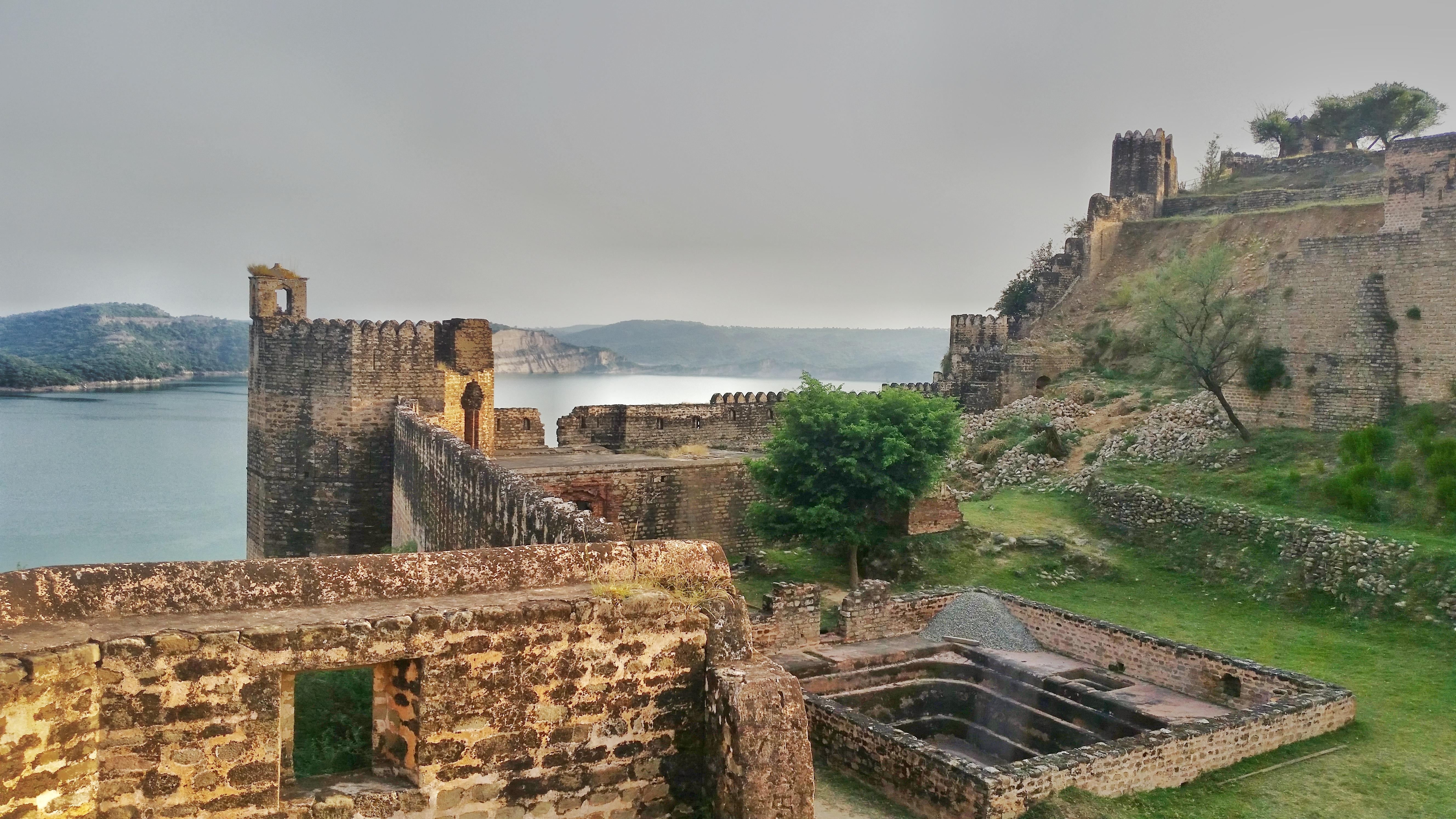 Home Page - Have Fun | Jhelum, Dam, Fort
