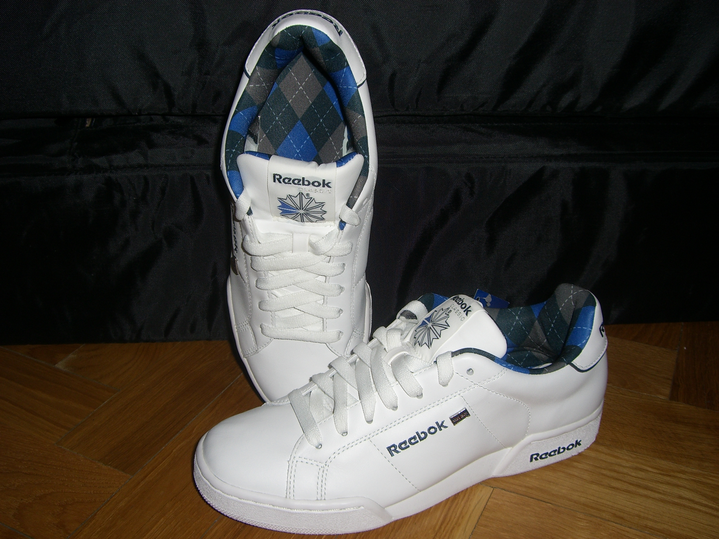 reebok shoes wiki