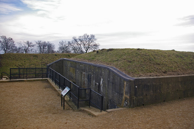 Reigate Fort - The Magazine - geograph.org.uk - 1143472