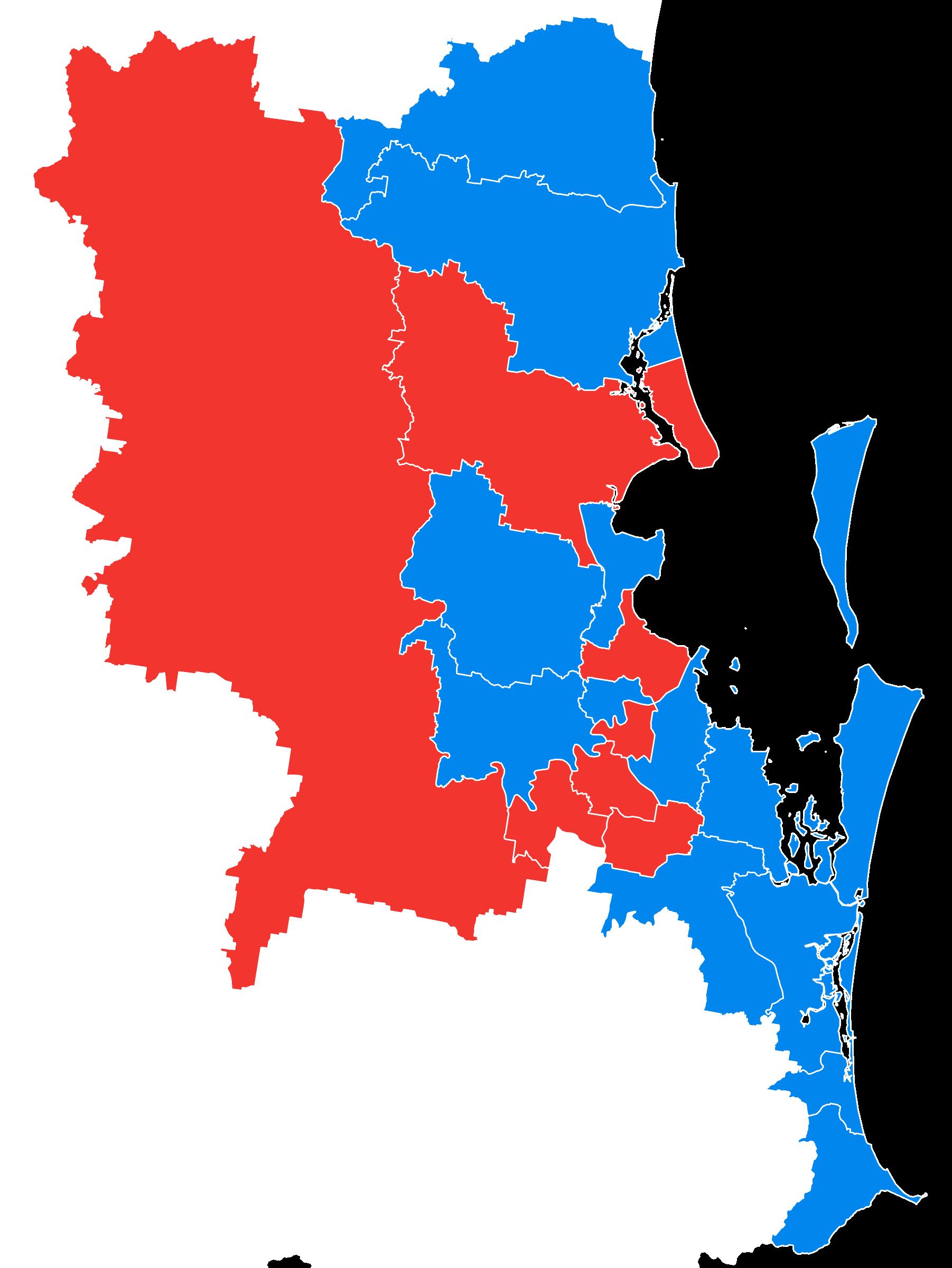 Primary dates in Brisbane