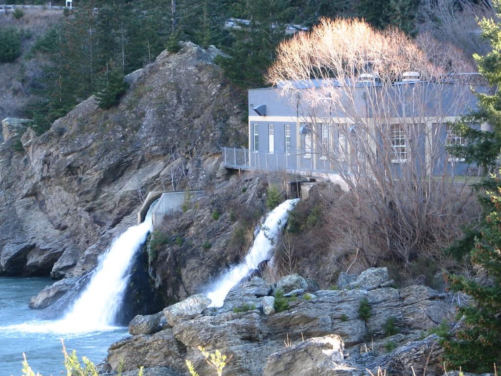 Roaring Meg Hydro Scheme Wikipedia