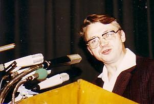 Rudolf Bahro, Bundesversammlung der Grünen