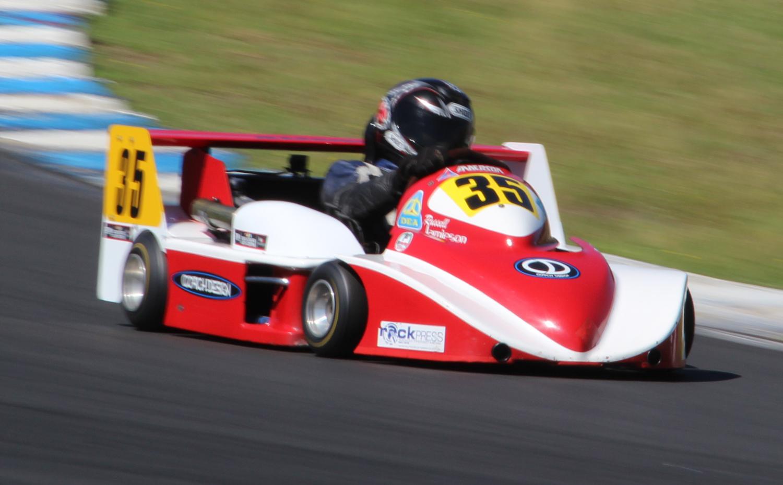 2010 Australian Superkart season