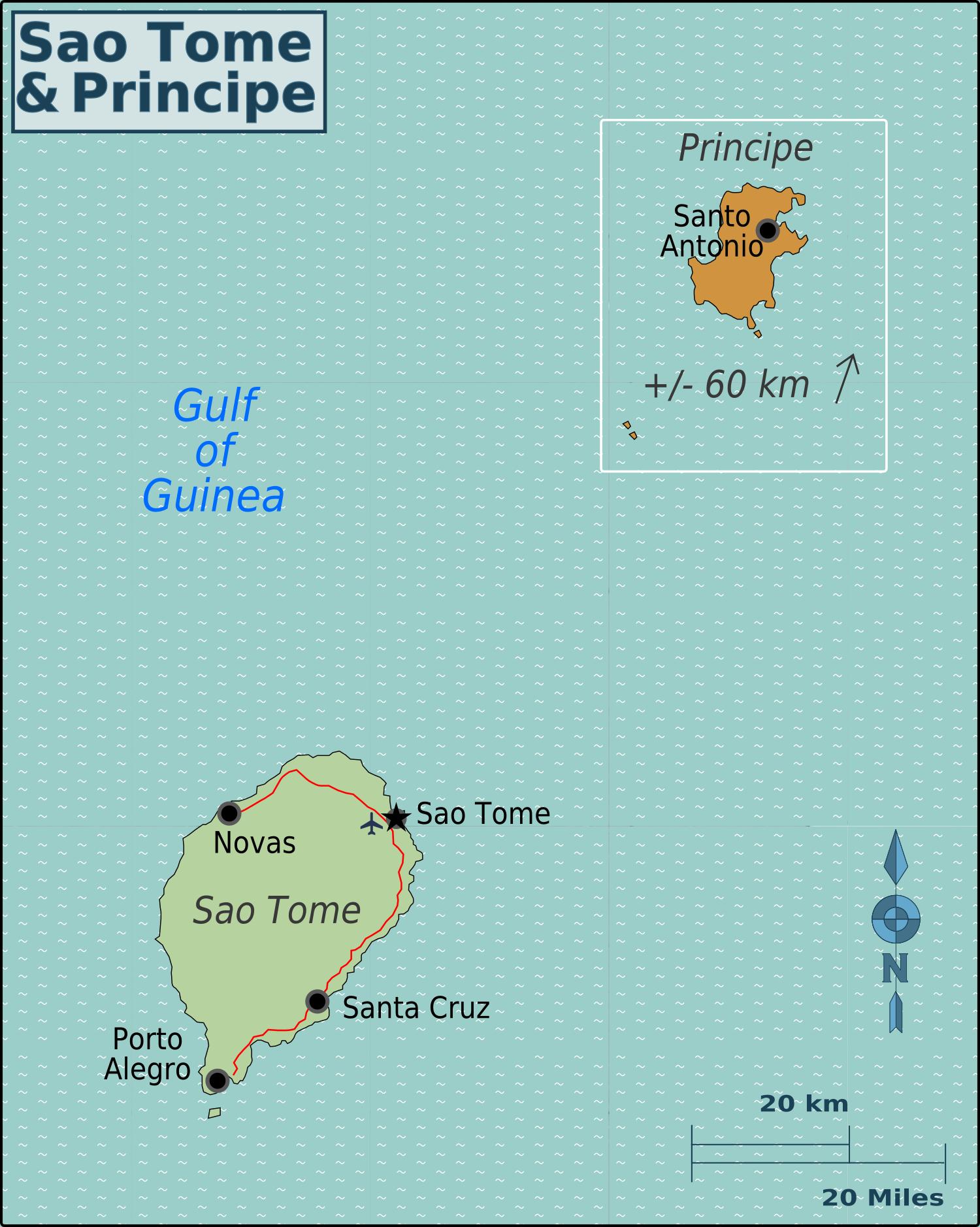 File:Sao Tome and Principe Regions map.png - Wikimedia Commons on seychelles map, saudi arabia map, comoros map, bangladesh map, central african republic map, new britain island map, lesotho map, united arab emirates map, tanzania map, trinidad & tobago map, honshu island map, principe island map, hong kong map, eritrea map, tokelau map, u.a.e. map, sri lanka map, tunisia map, niue map,