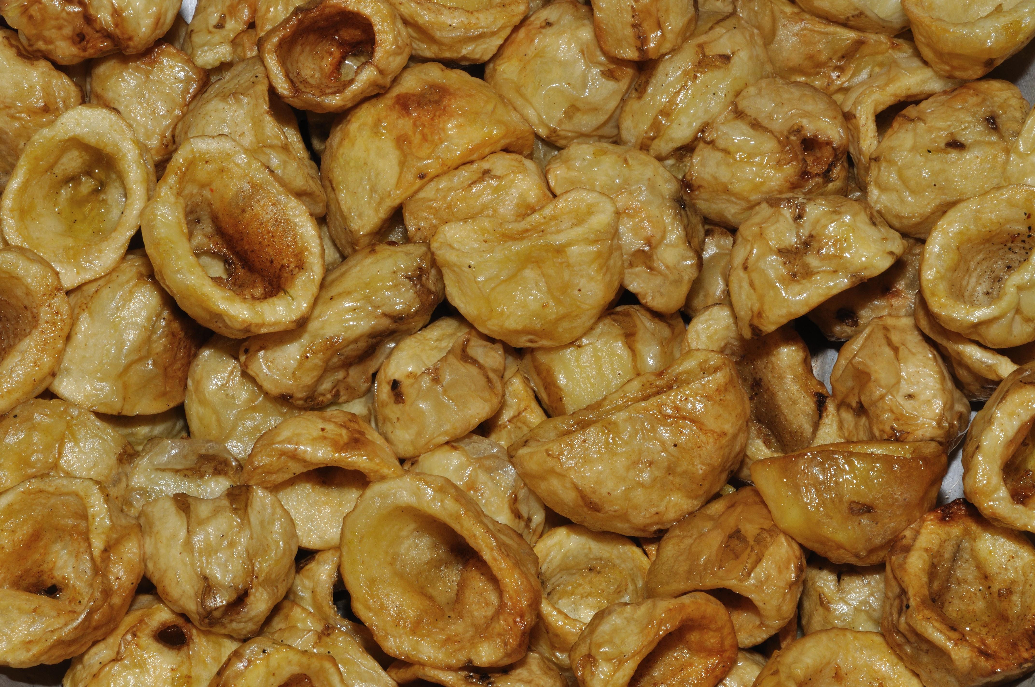 Deep Fried Potatoes Deep-fried Potatoes