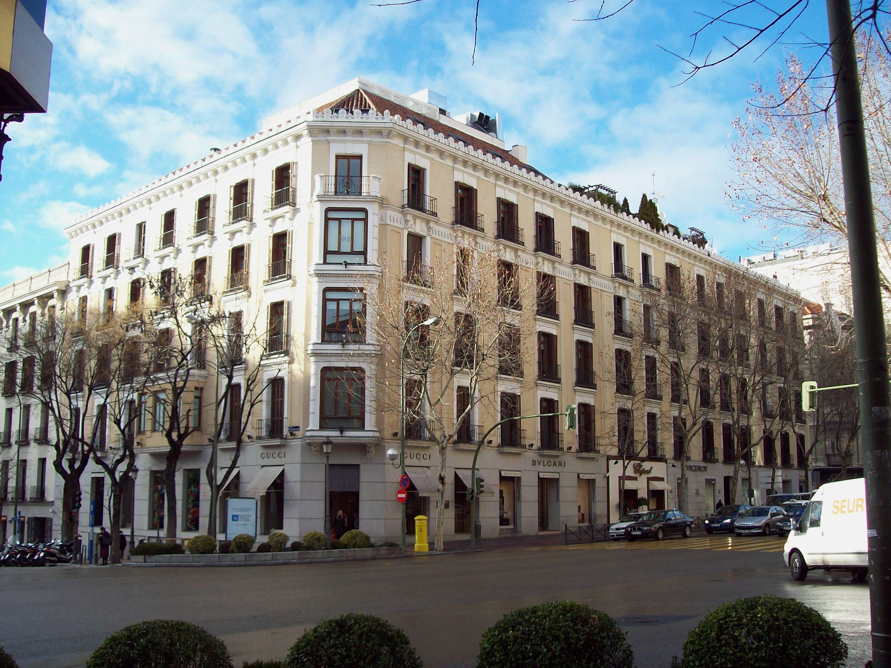 File Serrano 49 51 Madrid 01 Jpg Wikimedia Commons