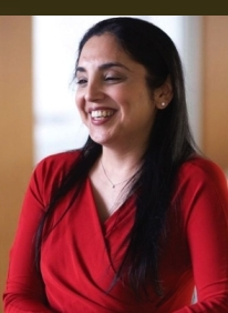 Photo of Sheena Iyengar