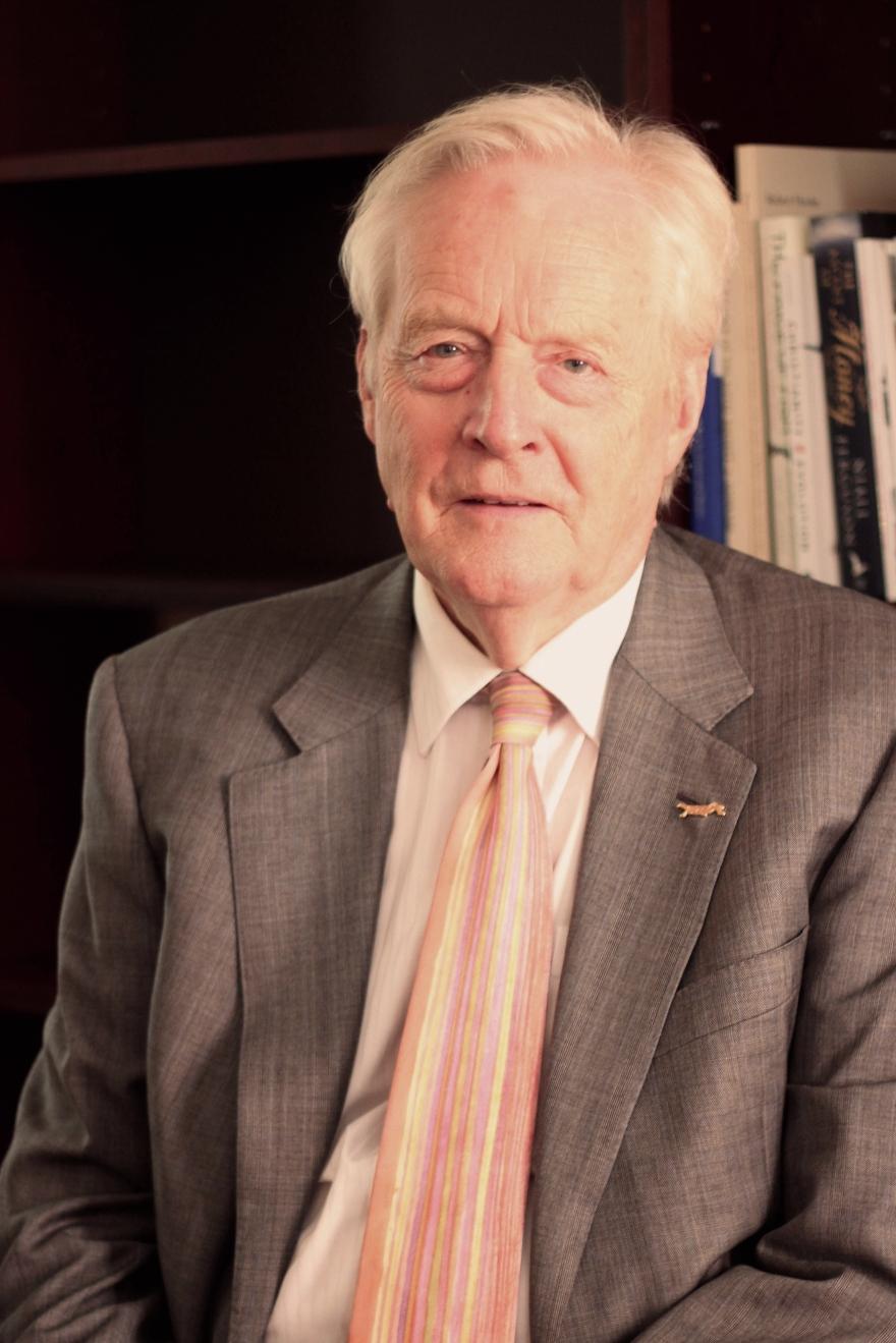 Sir Roderick Floud FBA, Provost of [[Gresham College