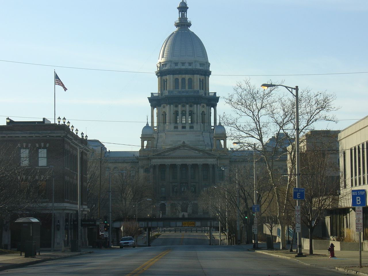 Springfield Illinois Springfield Is The Capital Of