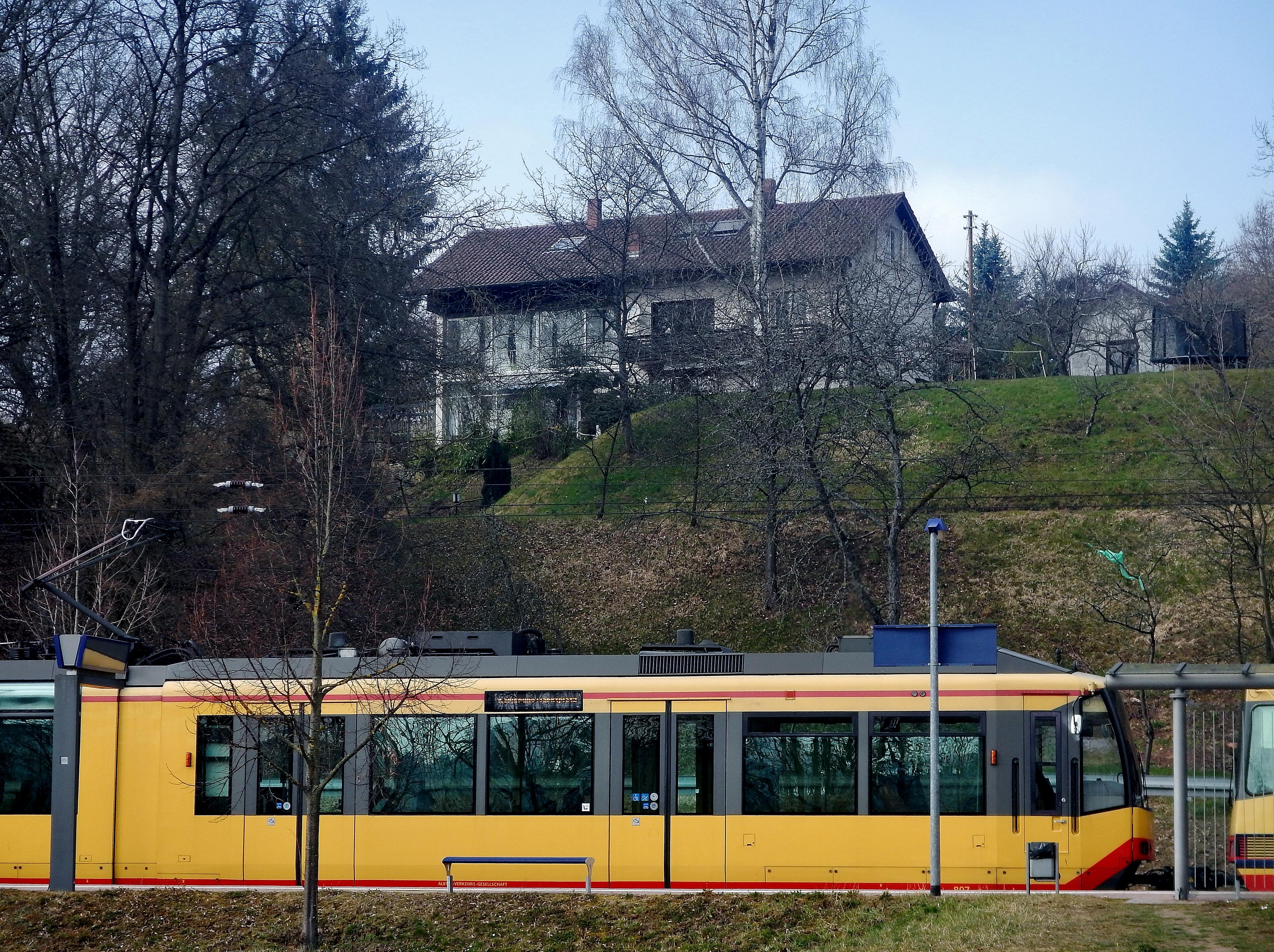 Bad Pforzheim file stadtbahn s6 umsteigefrei karlsruhe via pforzheim nach bad