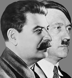 adolf hitler and josef stalin Who was worse: hitler or stalin posted by: jakeross6 in my opinion, adolf hitler was worse because he hated himself more than joseph stalin hated joseph stalin.