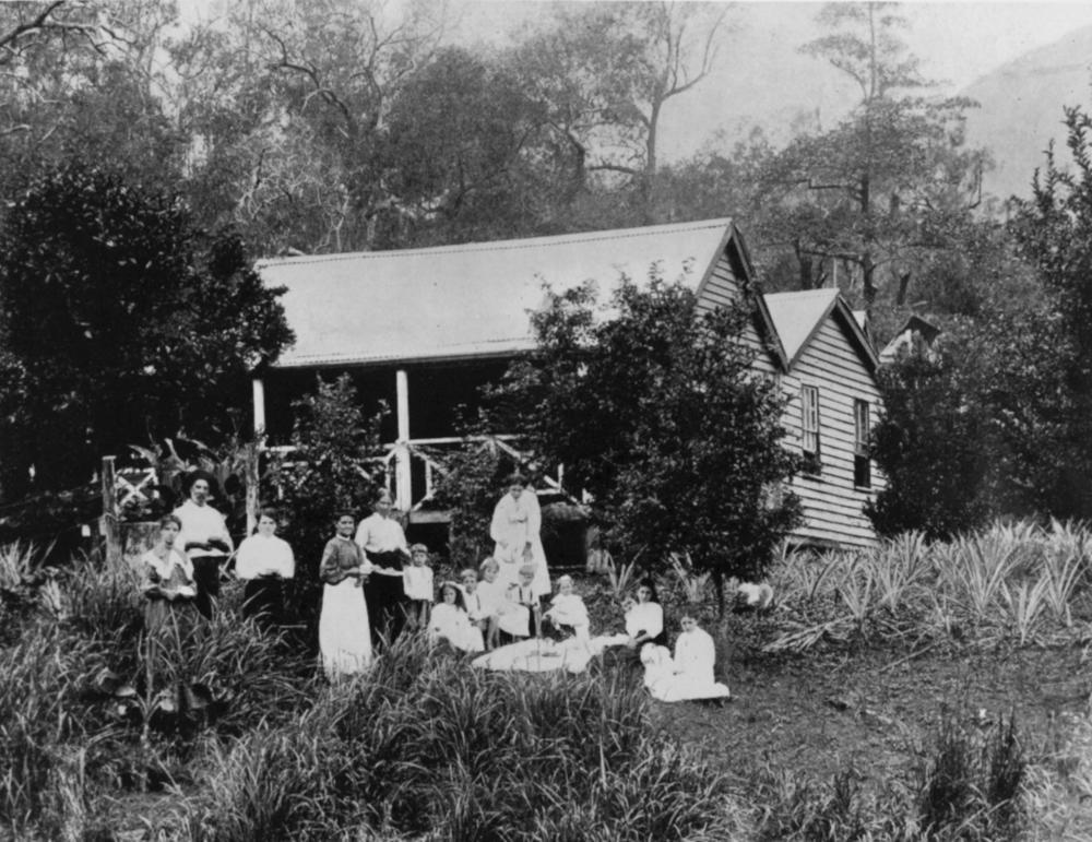 Early Settlers Of Long Island