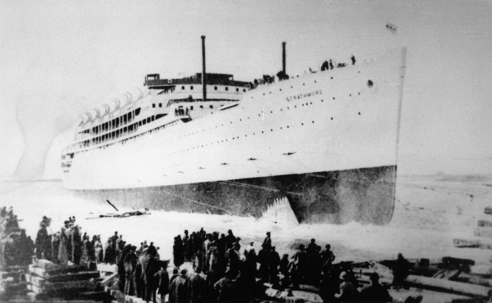 RMS Strathmore - Wikipedia