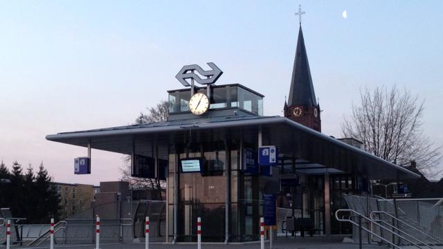 Nijverdal railway station