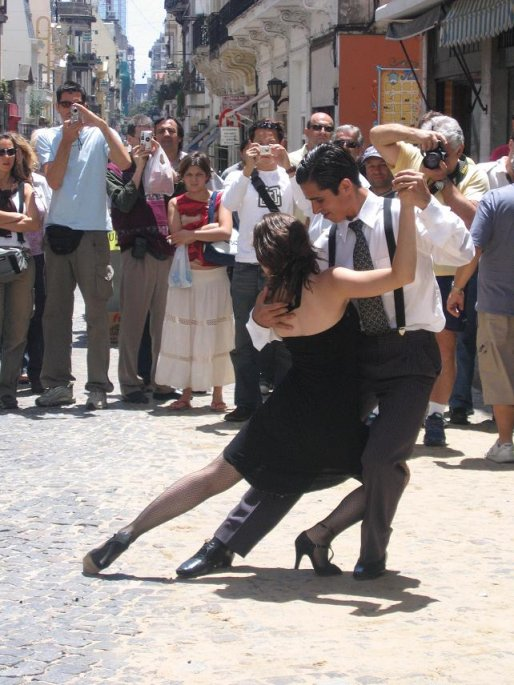 Depiction of Tango