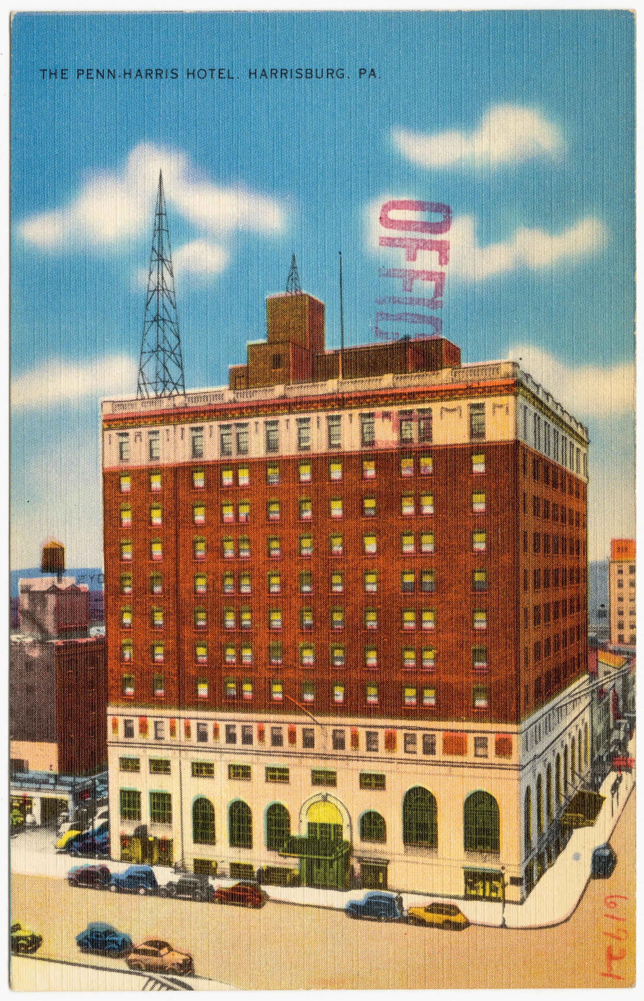 The Penn Hotel New York