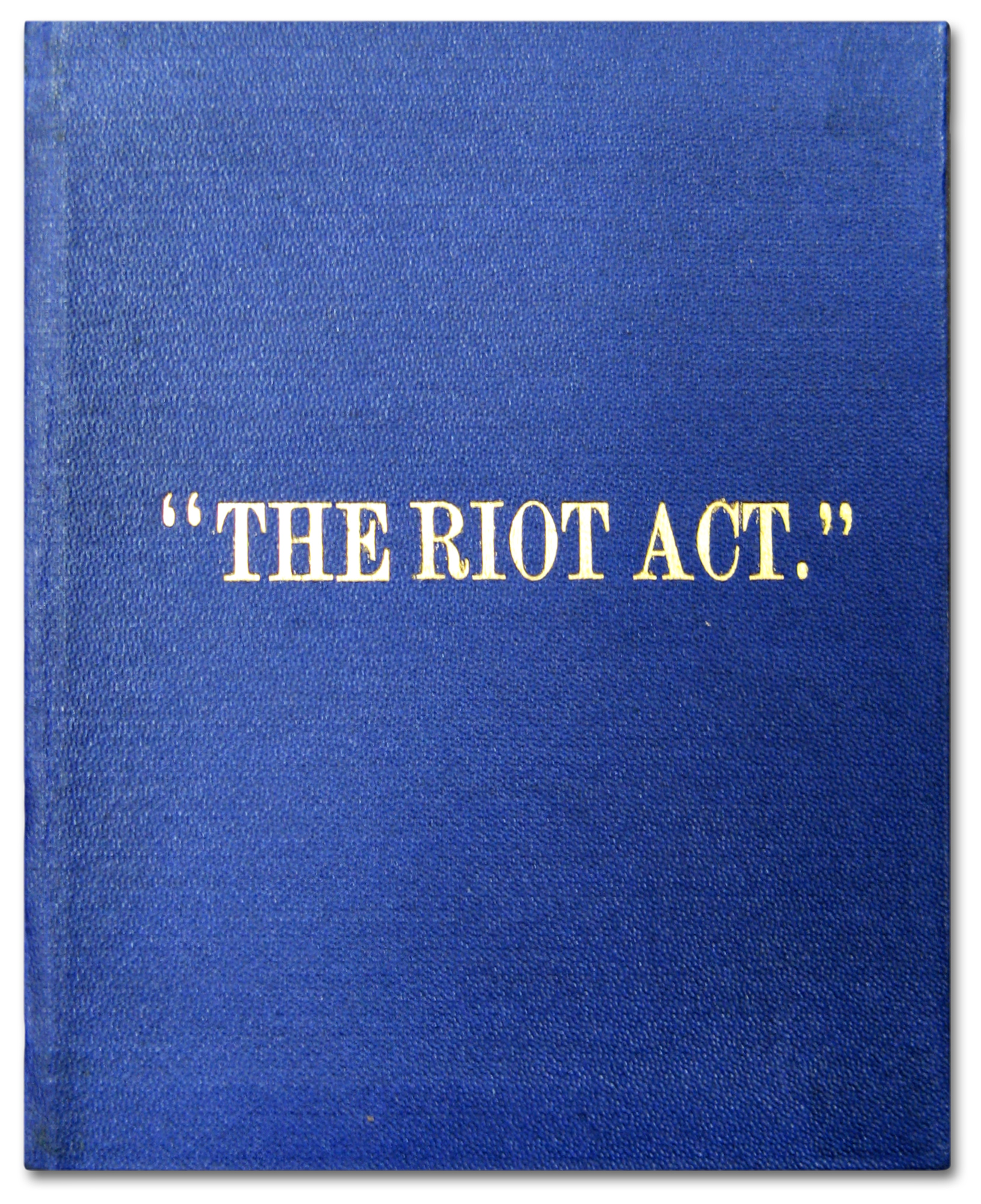 Riot Act