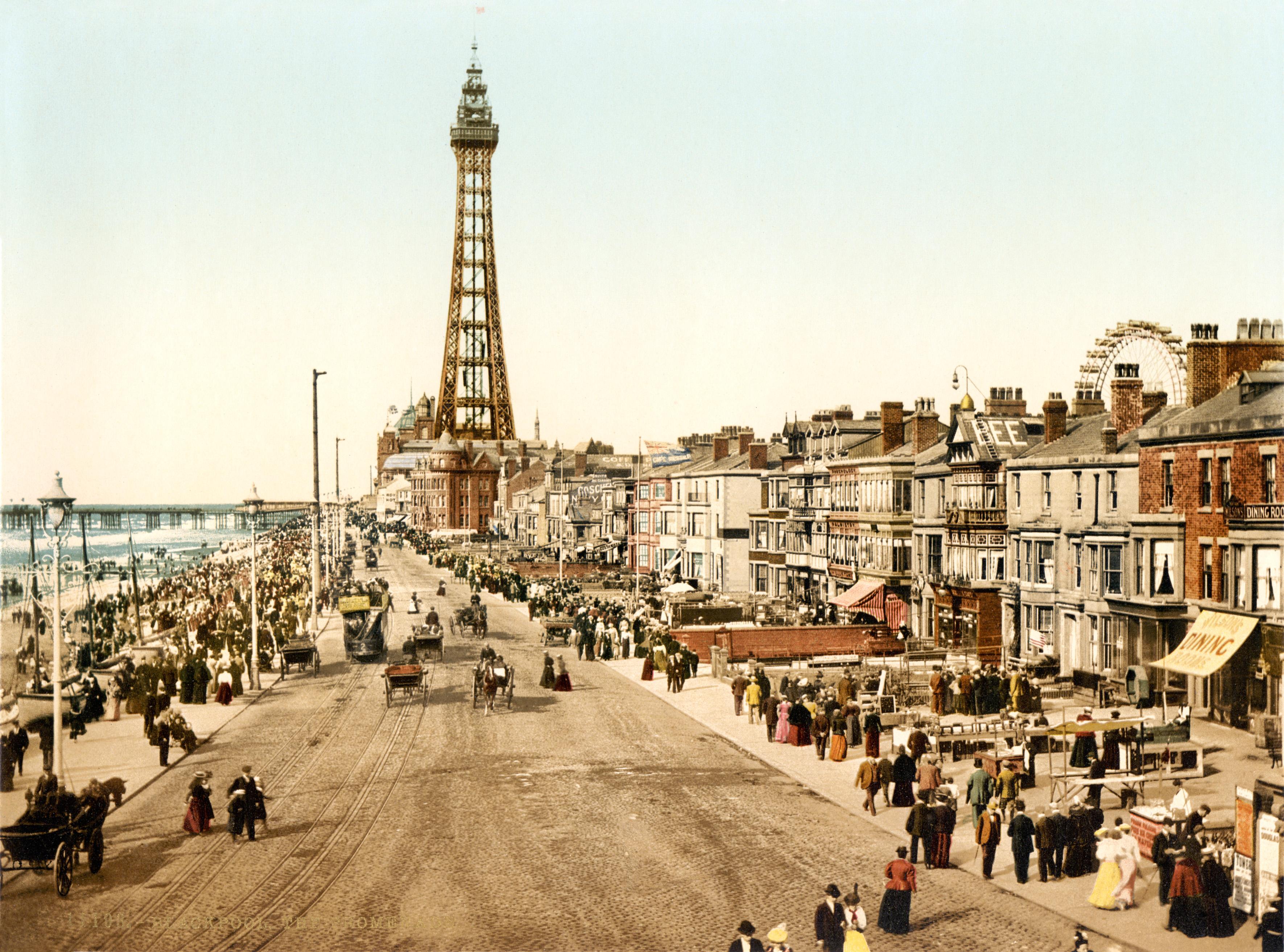 Blackpool Familypedia