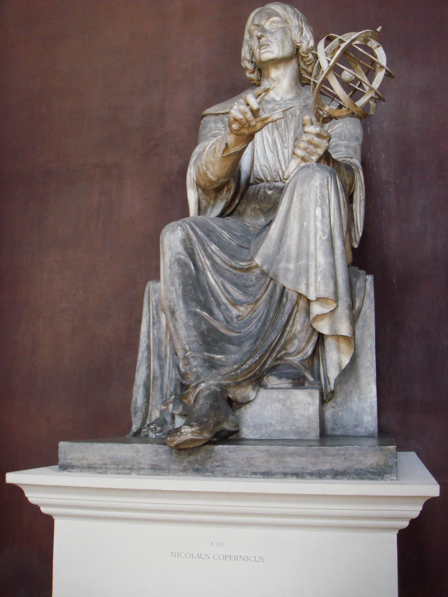 est100 一些攝影(some photos): Nicolaus Copernicus,哥白尼
