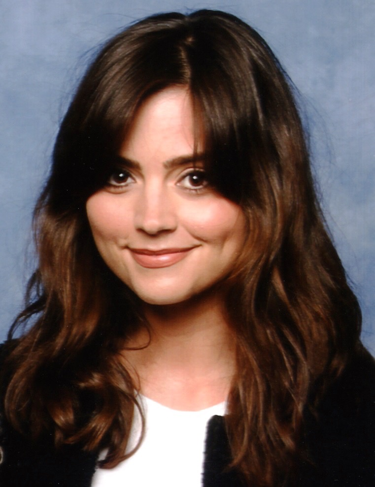 https://upload.wikimedia.org/wikipedia/commons/c/ca/Towel_Day_2013_Jenna_Coleman_cropped_retouched.jpg