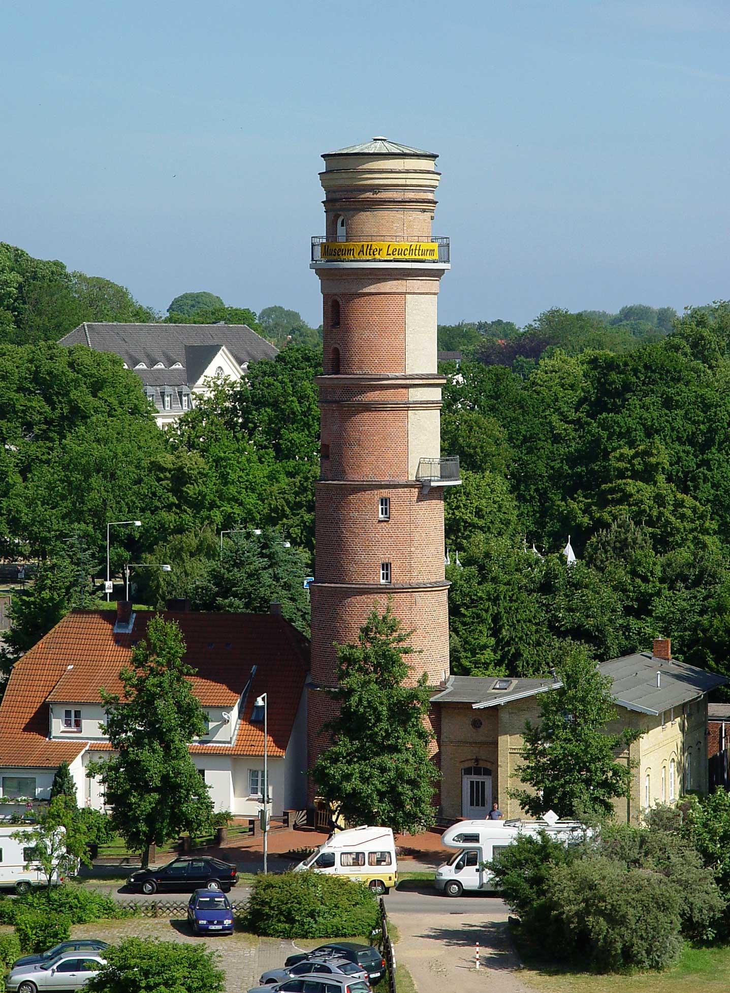 Was genau ist an diesem Leuchtturm öffentlich?