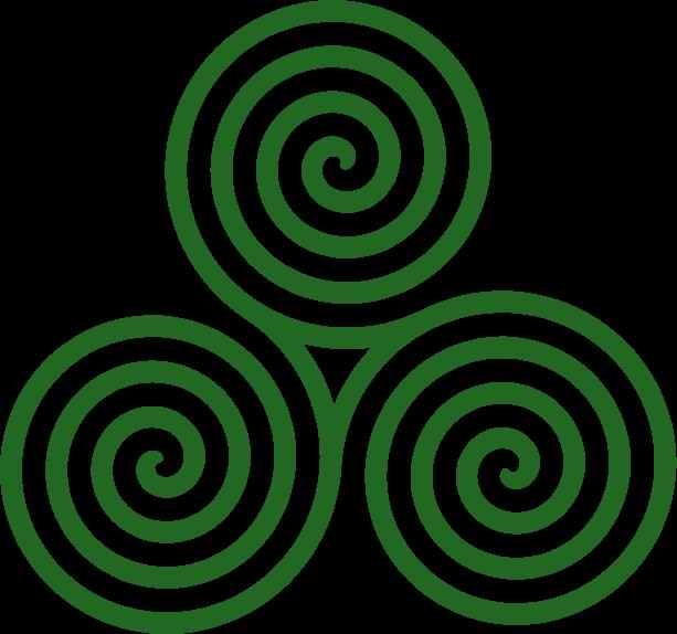 triple spiral. Black Bedroom Furniture Sets. Home Design Ideas