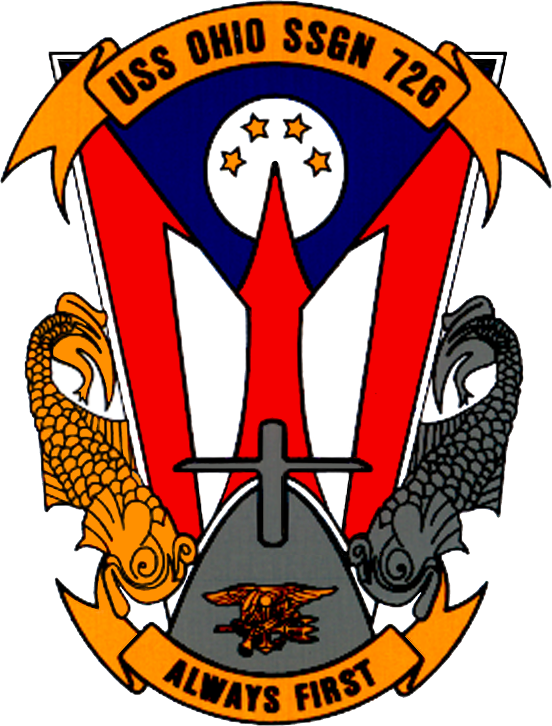 File:USS Ohio SSBN-726 Crest.png