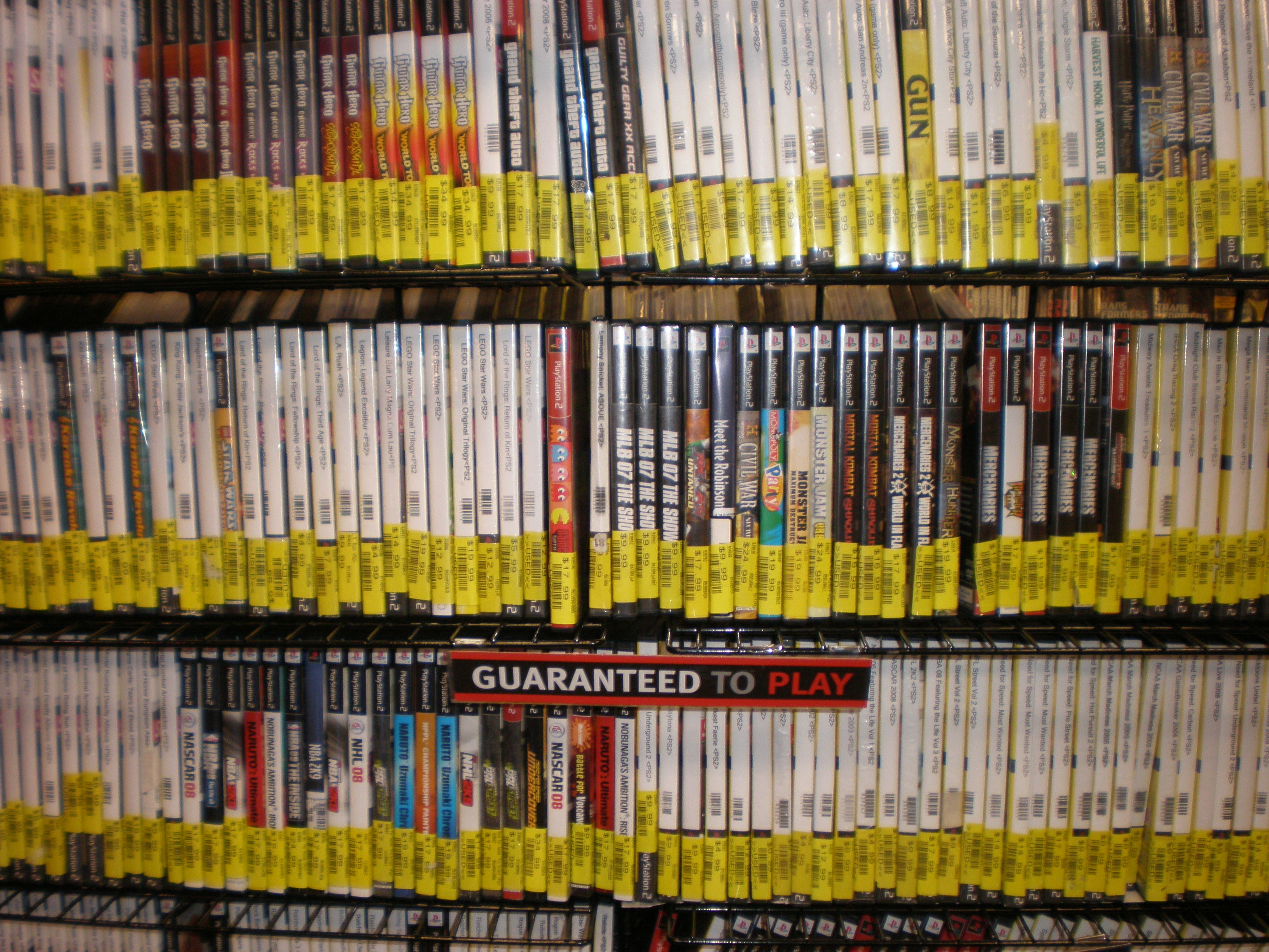 Used Xbox  Kids Games