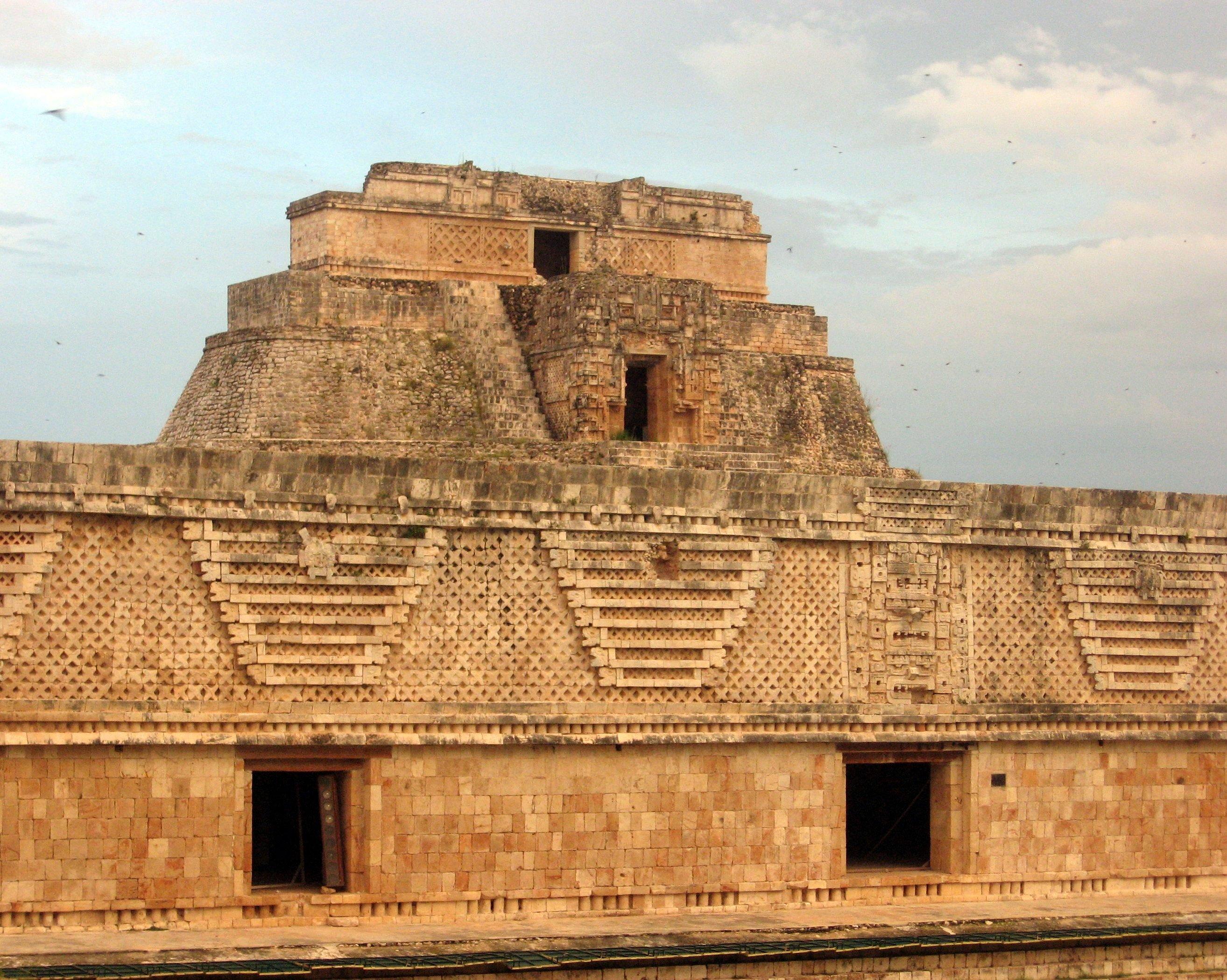 Piramides Mexicanas Mega Post parte 2