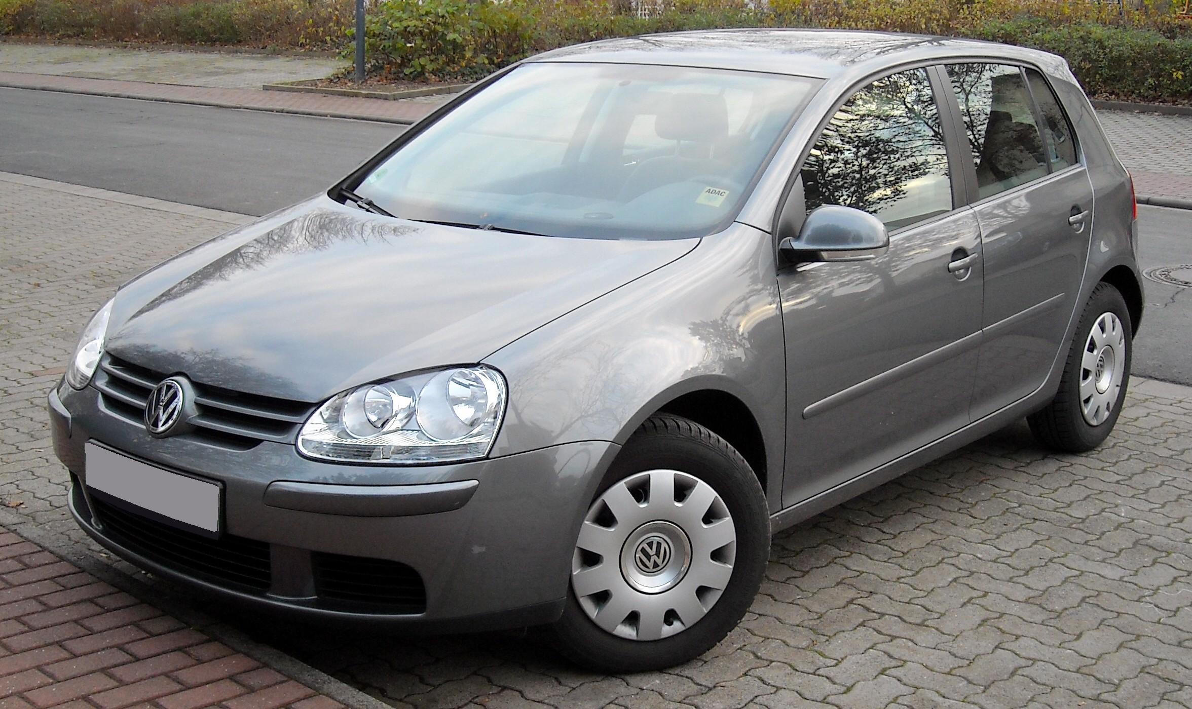 Volkswagen Golf 5 — Вікіпедія
