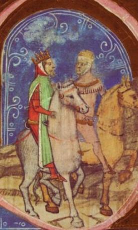 Návrat Václava III. do Čech