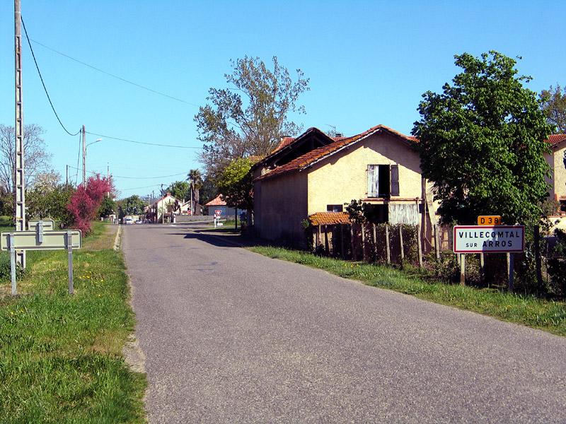 Villecomtal-sur-Arros