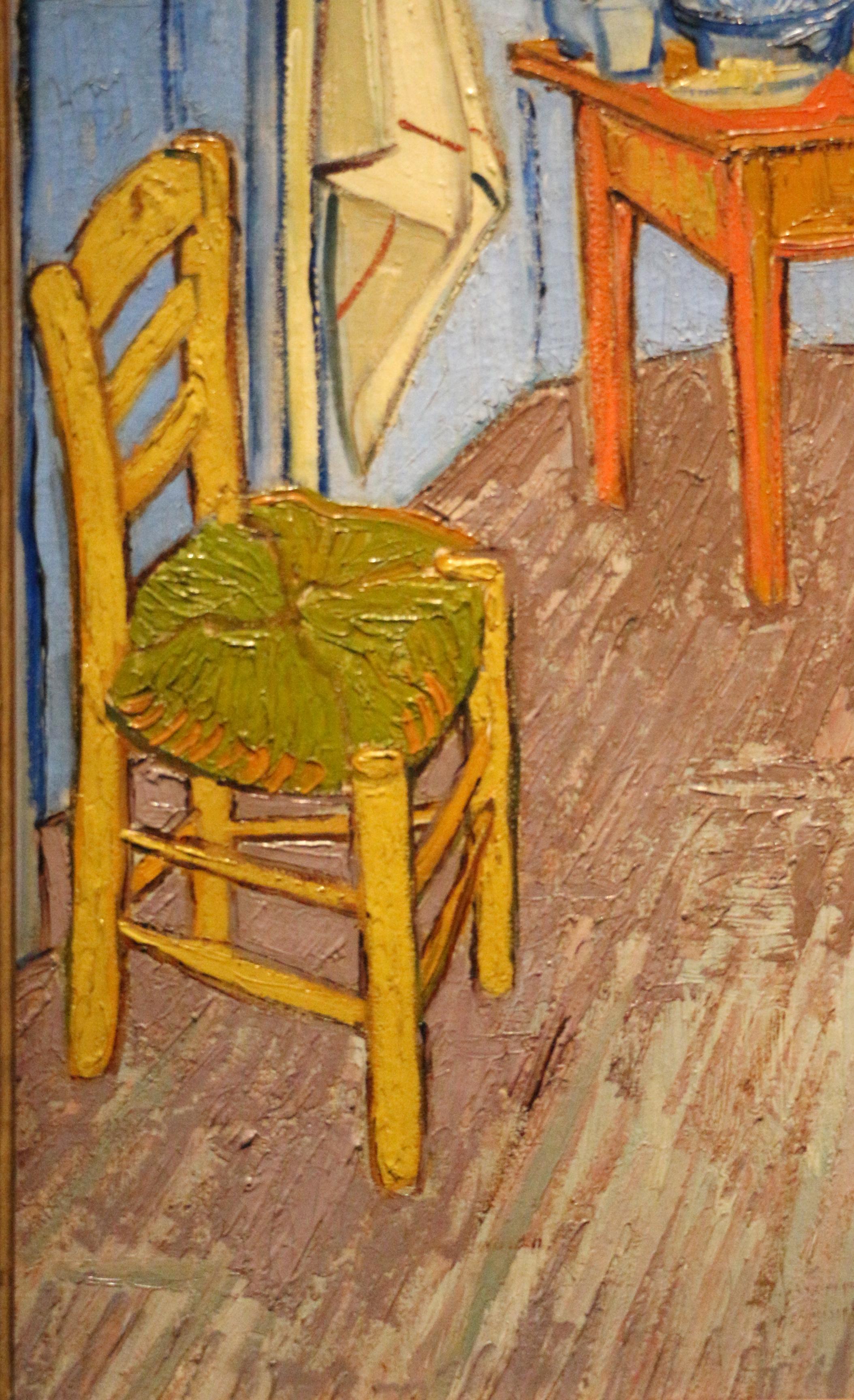 Emejing Camera Da Letto Di Van Gogh Pictures - Design Trends 2017 ...