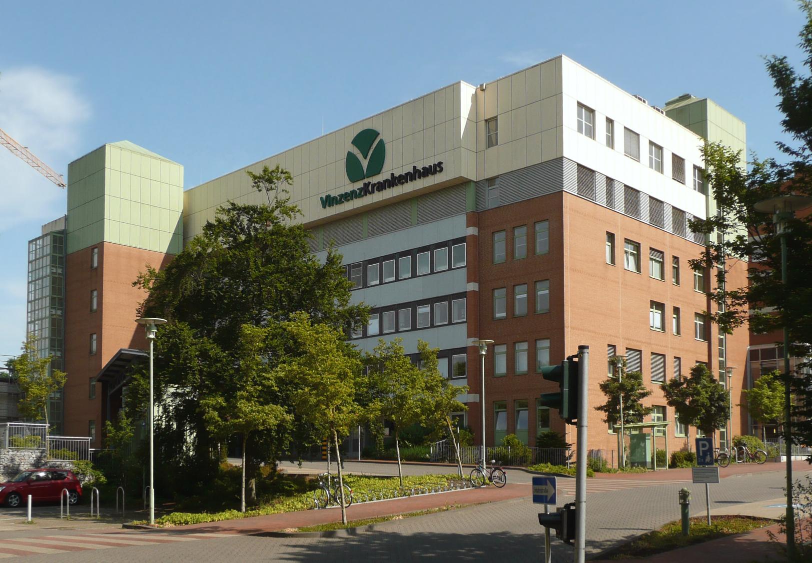 Vinzenz Krankenhaus Karlsruhe