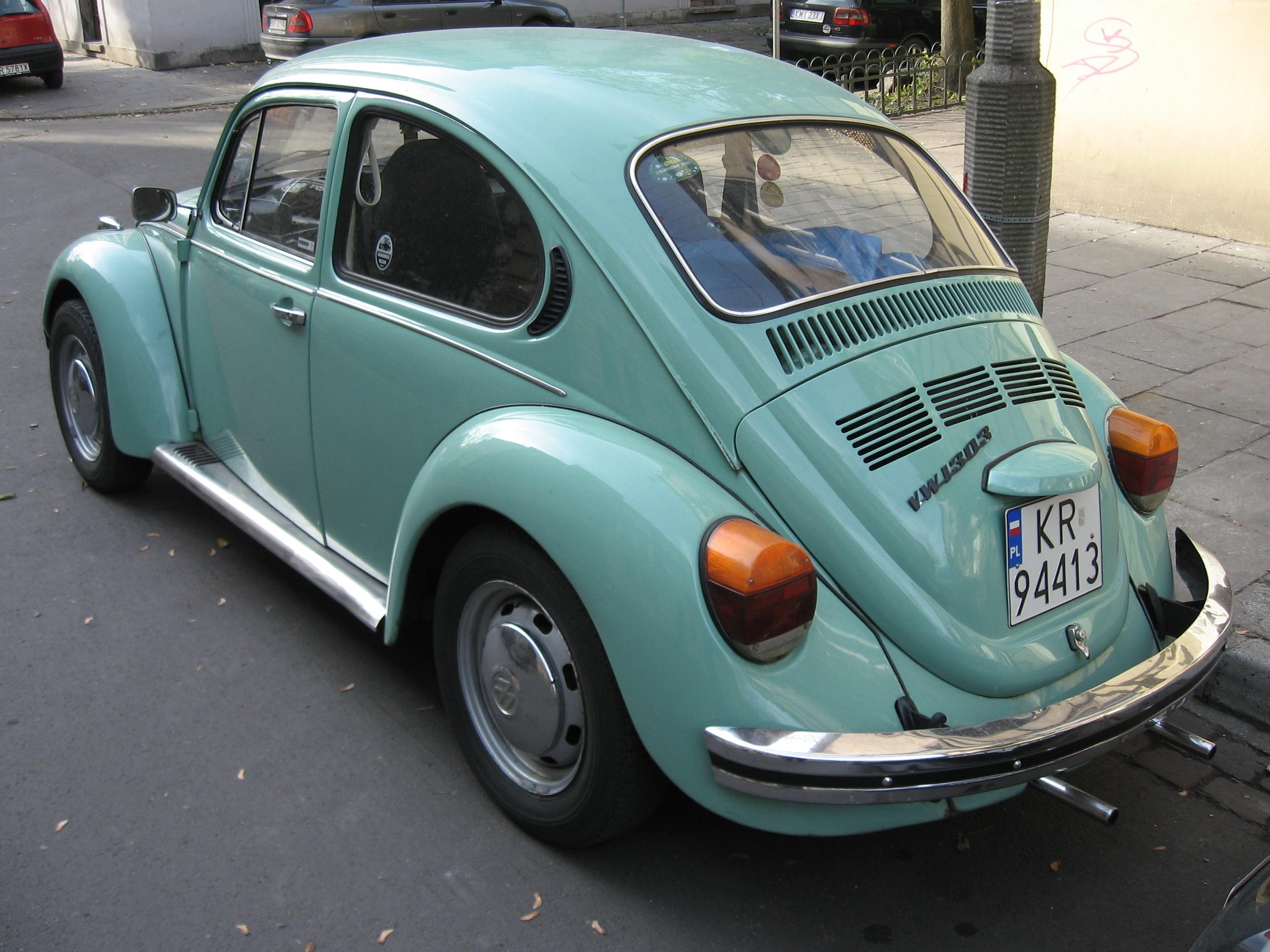 File:Volkswagen 1303 on Piotra Michałkowskiego street in Kraków (1).jpg