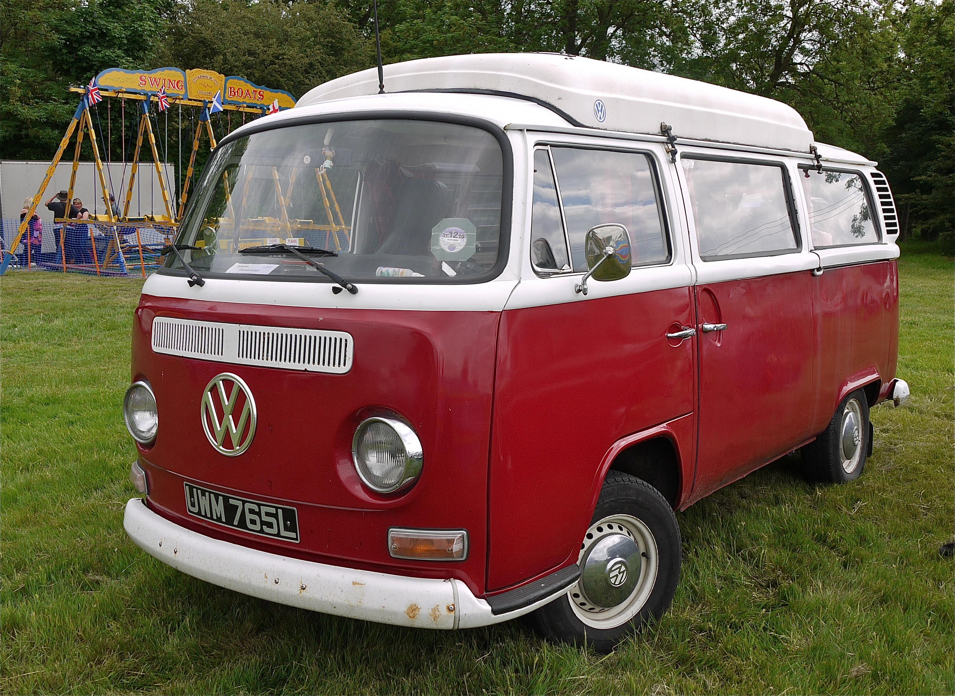 File Volkswagen Camper Van 1972 Flickr Mick Lumix