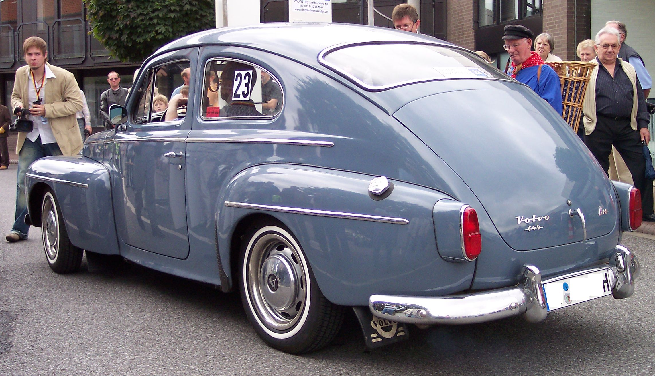 File Volvo 544 Bluegrey Hl2 Jpg Wikimedia Commons