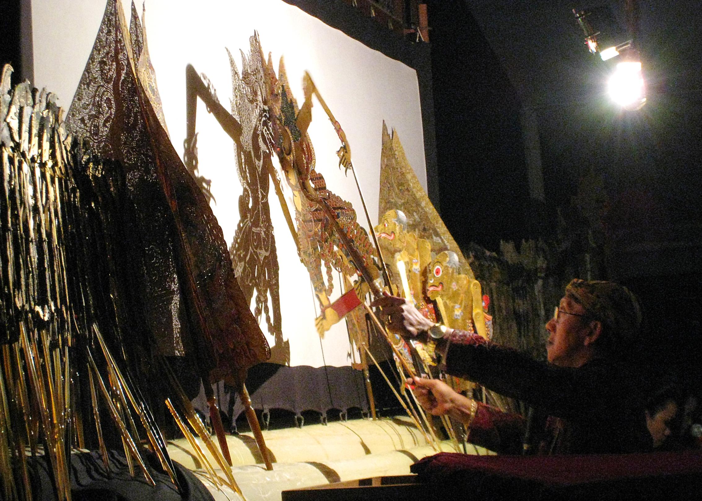 Wayang Kulit Wikipedia Bahasa Indonesia Ensiklopedia Bebas