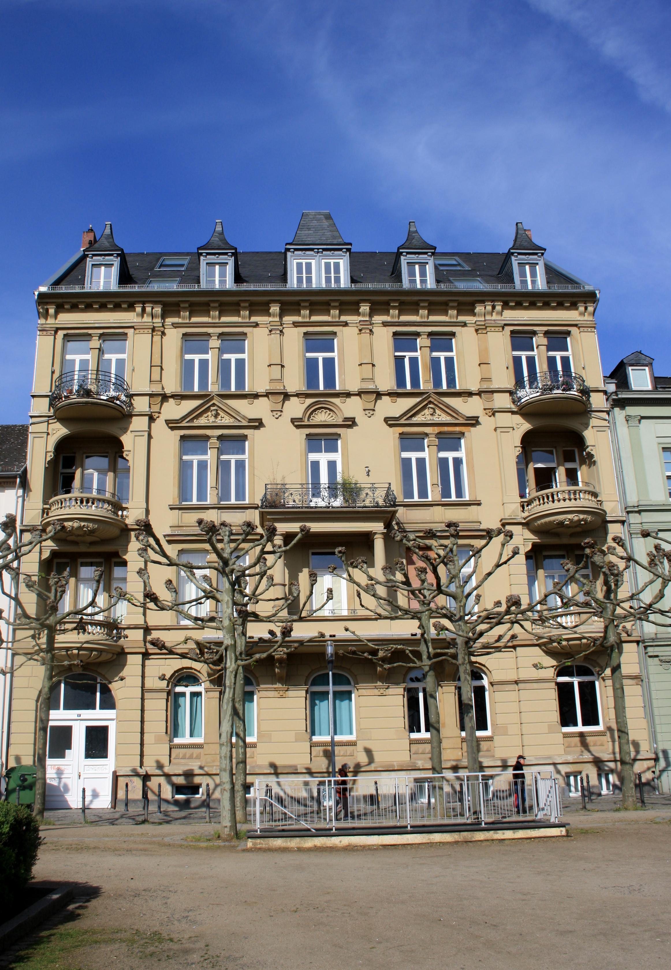 Parkhaus Luisenplatz Wiesbaden