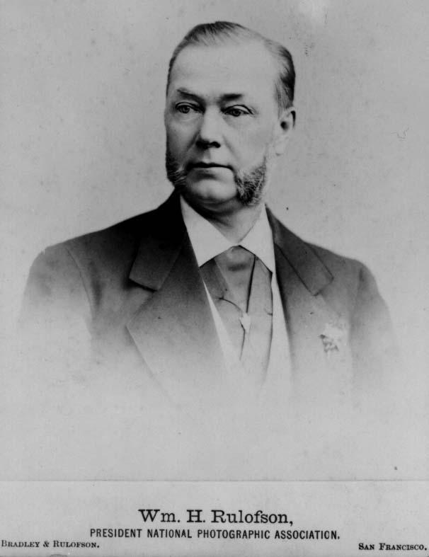 Image of William Herman Rulofson from Wikidata