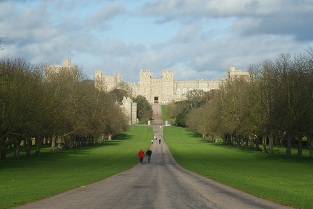 Image result for windsor the long walk