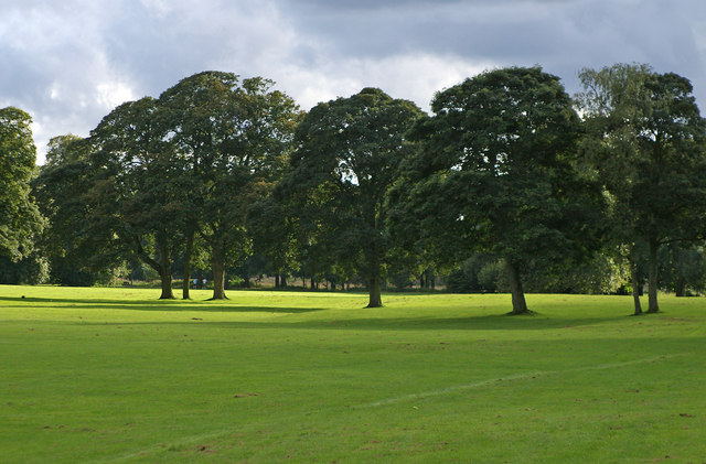 Witton Park - geograph.org.uk - 540114