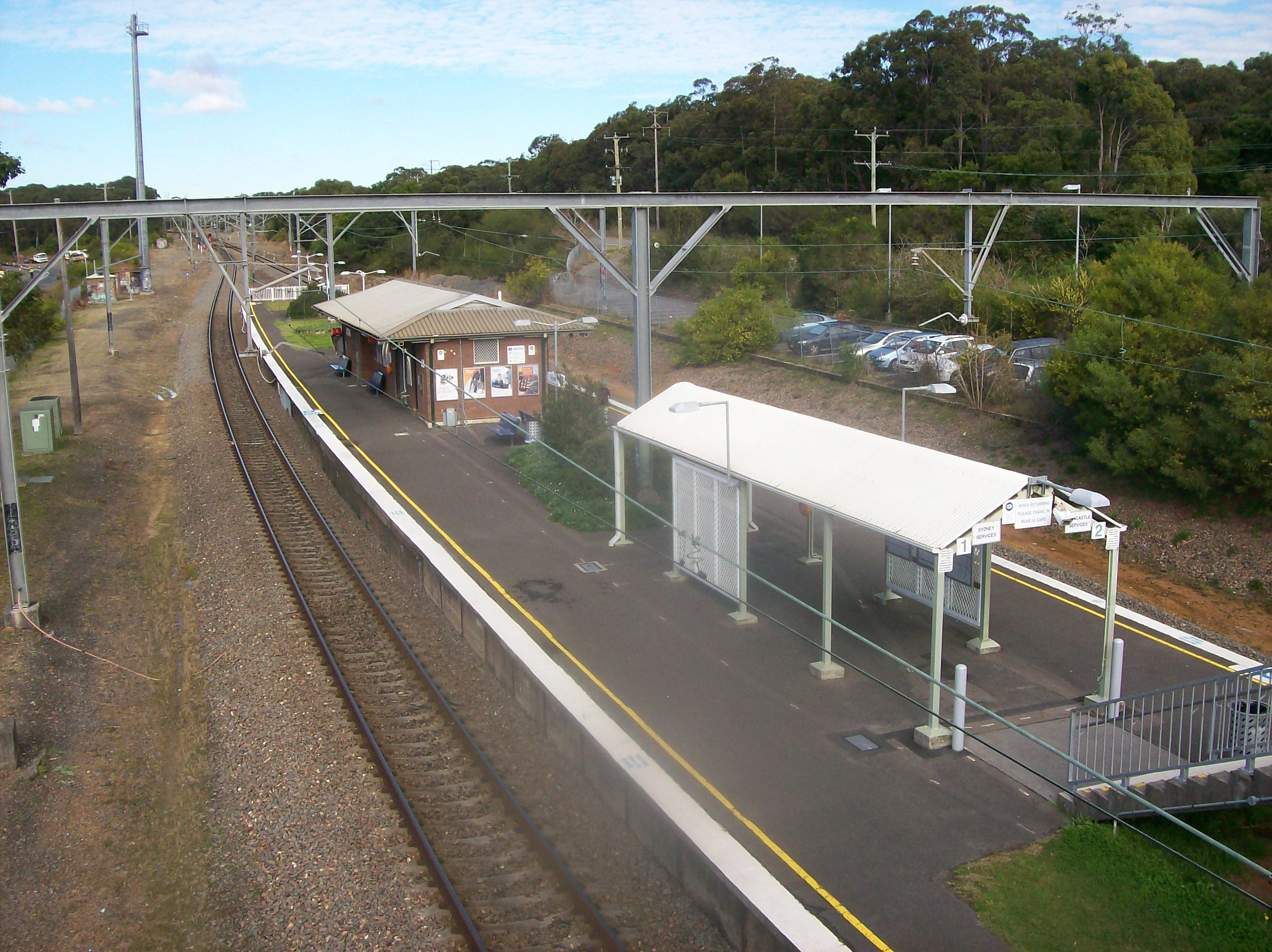 Image result for wyee station