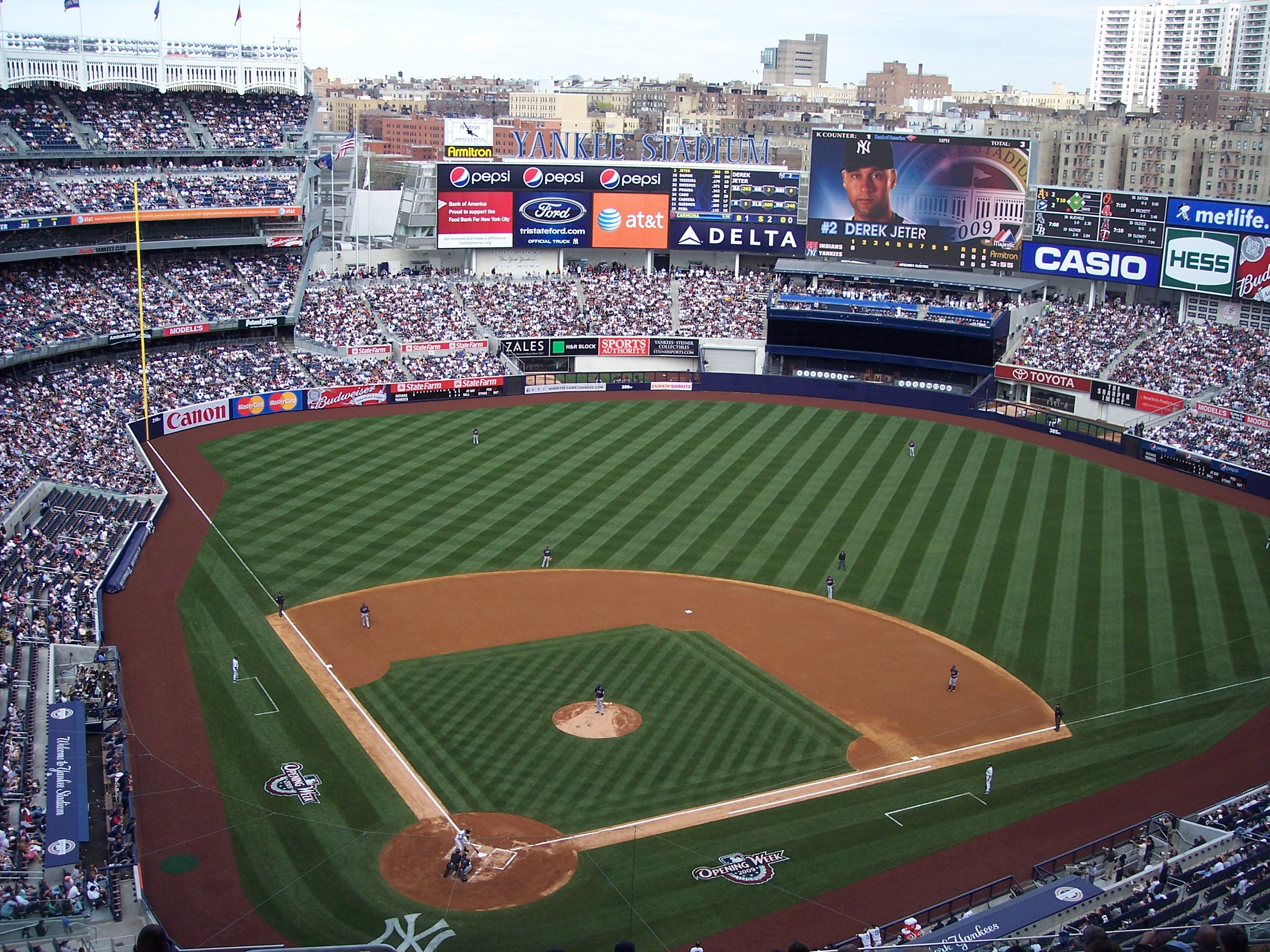 The Yankee Stadium