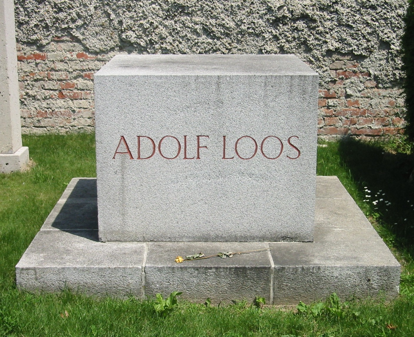 adolf loos essay Adolf franz karl viktor maria loos[1] (10 december 1870 – 23 august 1933) was an austrian and czech architect and influential european theorist of modern architecture his essay ornament and crime advocated smooth and clear surfaces in contrast to the lavish decorations of the fin de siècle and.