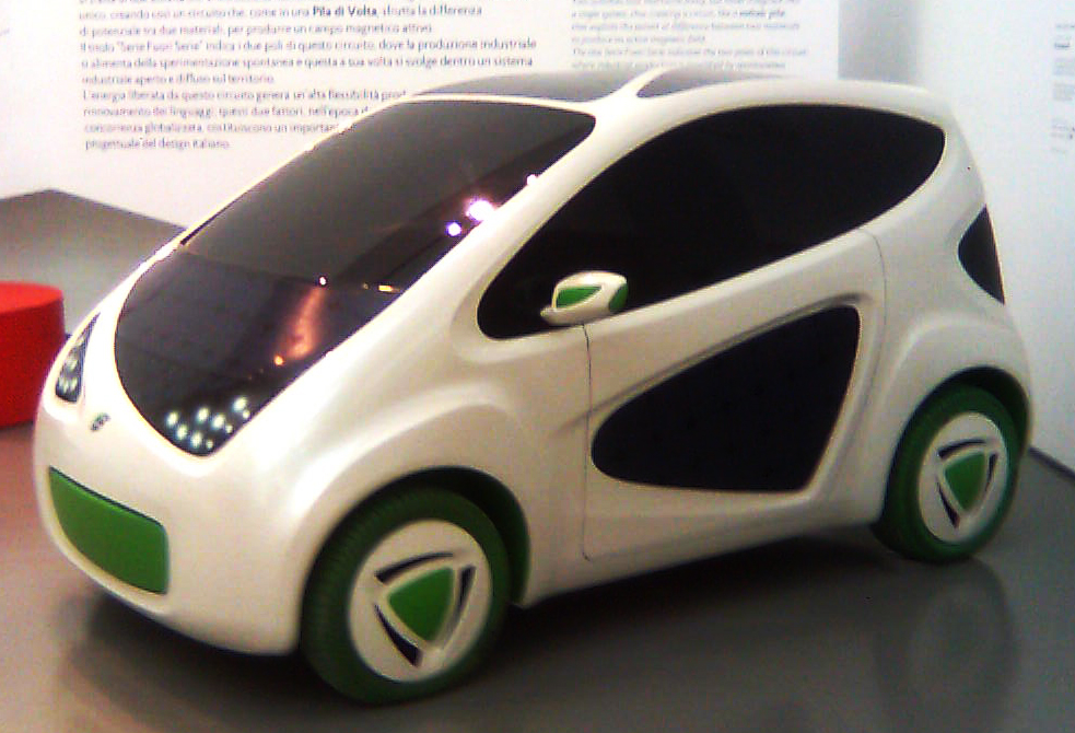 Fuel Cell Cars >> Fiat Phylla - Wikipedia