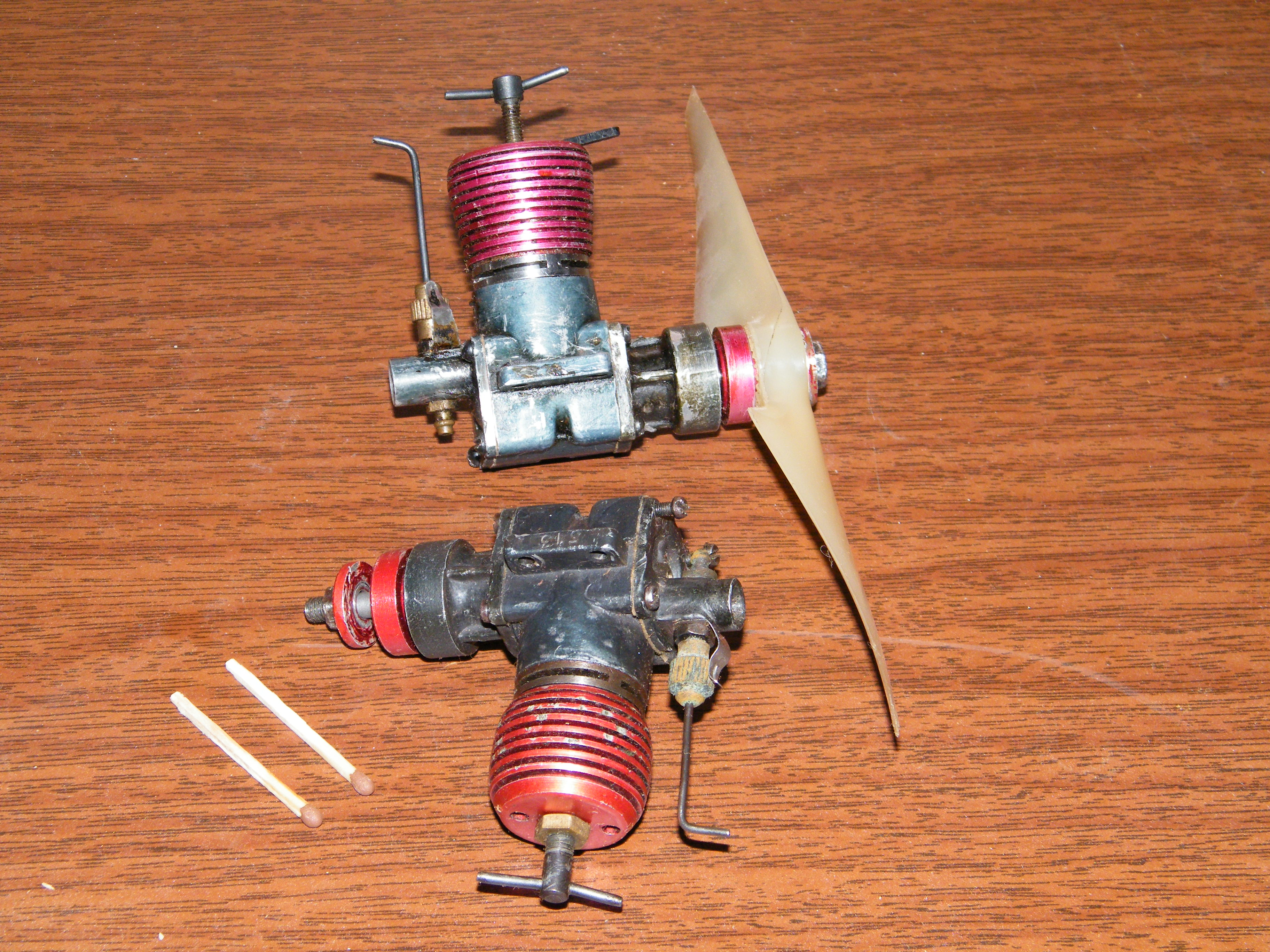 Макет двигателя внутреннего сгорания своими руками