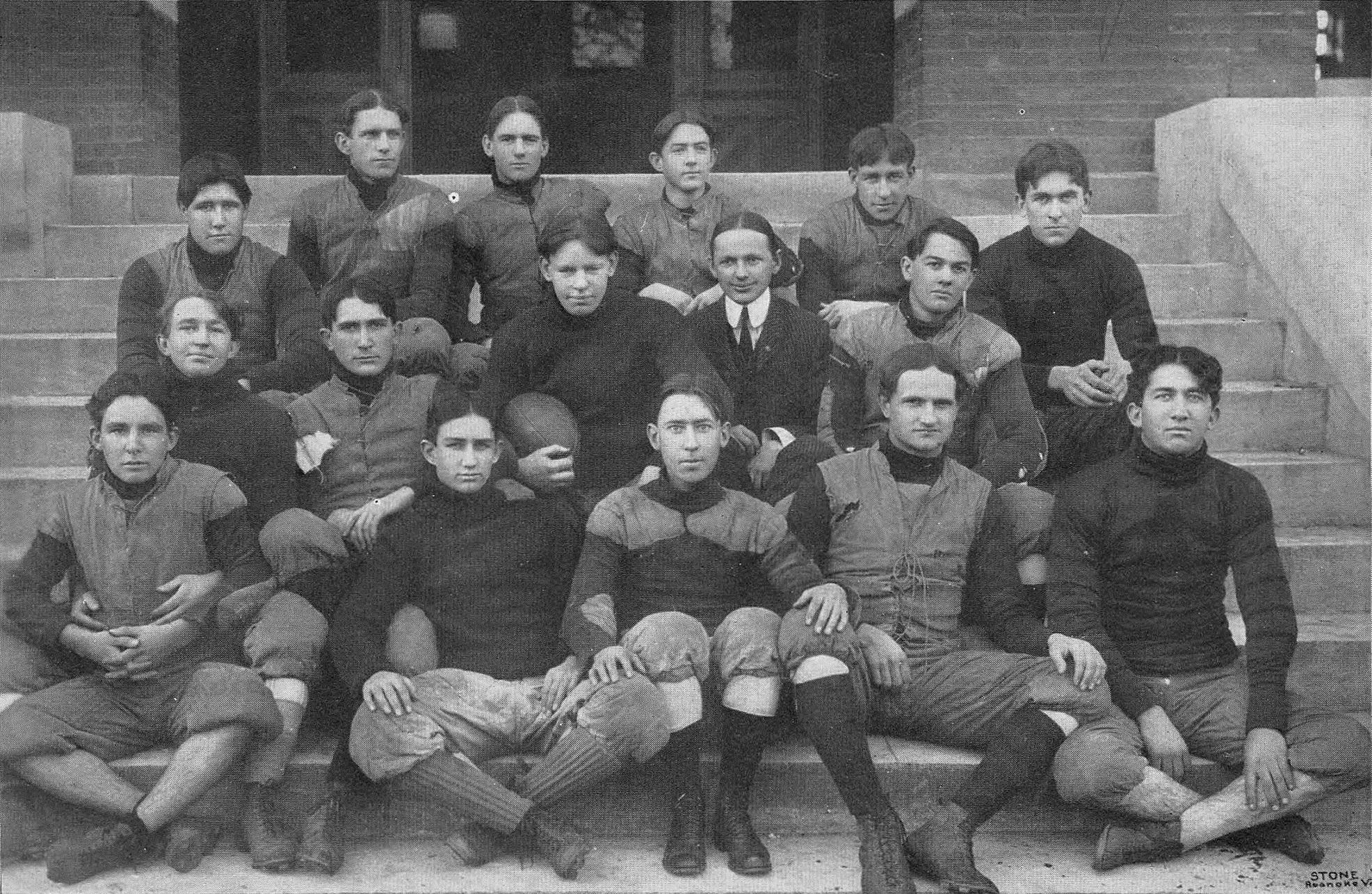 1903 Auburn Tigers football team - Wikipedia