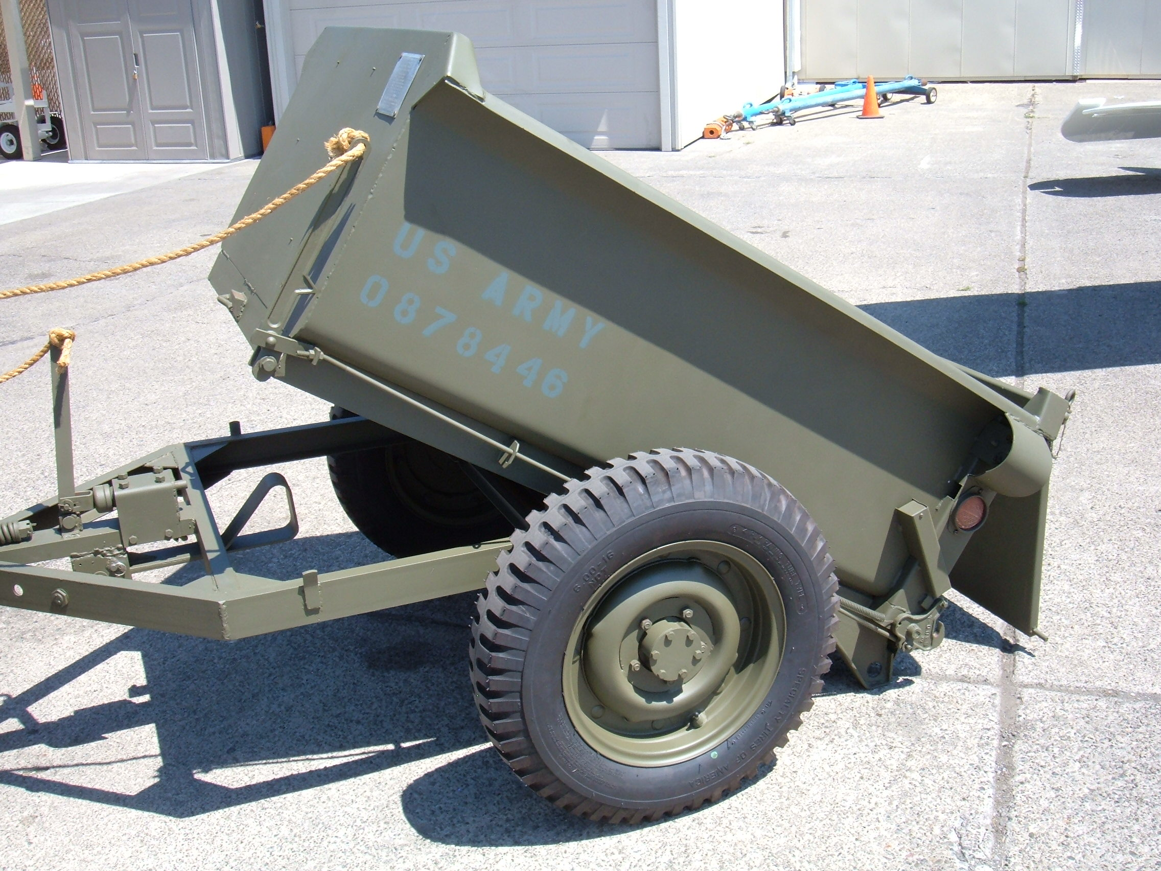 File 1945 Willys Jeep With Trailer 3 Jpg Wikimedia Commons